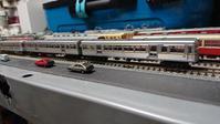 【模型】ステンレスとアルミ無塗装の比較 - 妄想れいる・・・私の妄想交通機関たち