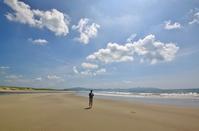 海と空と雲と西瓜 - じじい見習いtroutのアウトドアライフ