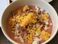 買い物前日の夕食は。。。♪サルモレホ&鶏肉のサフランシチュー♪ - やせっぽちソプラノのキッチン2