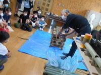 親子による竹の楽器作り体験ワークショップ - 国立音楽院宮城キャンパスヴァイオリン製作科・弦楽器工房のブログ