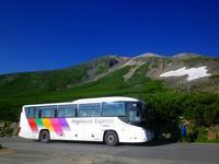 乗鞍大雪渓でスキー滑り収めしてきました~。 - 乗鞍高原カフェ&バー スプリングバンクの日記②