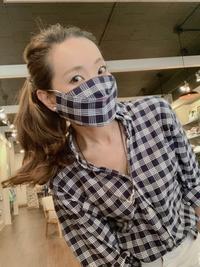 キホロカイ「kiholokai」のフェイスマスクとアロハシャツのセットでコーディネート - Takako's Diary