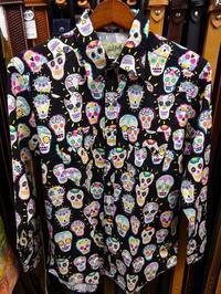 オリジナルシャツがさらに入荷しました - 上野 アメ横 ウェスタン&レザーショップ 石原商店