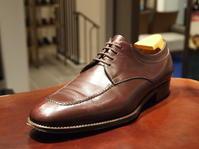 調整の靴 - 銀座ヨシノヤ銀座六丁目本店・紳士ブログ