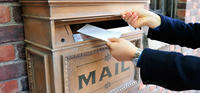 《メールボックス》記念に送ろう(^^) - 太陽に嫌われた母ちゃんの色々