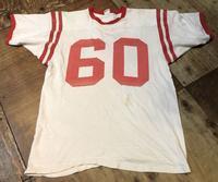 8月8日(土)入荷!60s染み込みプリント!all cotton MASON Football T-shirts! /フットボールTシャツ! - ショウザンビル mecca BLOG!!