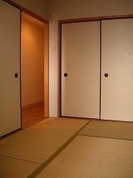 マンション時代の和室 - 昭和の家とお片付け