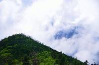 夏山湧きたつ雲 - 風の香に誘われて 風景のふぉと缶