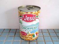 私が常備している缶詰めです 〜ヒヨコ豆缶を使うレシピ・まとめ〜 - イギリスの食、イギリスの料理&菓子