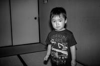 2歳の夏 - ライカとボクと、時々、ニコン。