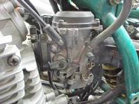 S田サン号 セロー225WのハイシートやらハンドガードやらキャブO/HやらK木サン号 DUKE200のオイル交換・・・(^^♪ - バイクパーツ買取・販売&バイクバッテリーのフロントロウ!