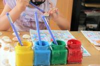 今週の様子 - 大阪府池田市 幼児造形教室「はるいろクレヨンのブログ」