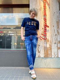 20FW新作「DSQUARED2 ディースクエアード」Tシャツ・デニム入荷です。 - UNIQUE SECOND BLOG