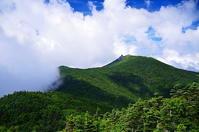 夏山湧きたつ雲Ⅱ - 風の香に誘われて 風景のふぉと缶