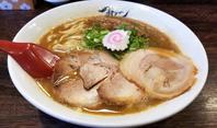 麺や紡大盛り熟成らー麺 - 拉麺BLUES