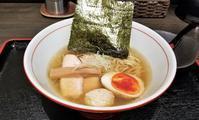 らぁ麺かりん塩らぁ麺 - 拉麺BLUES
