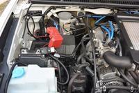 JB23 ミニコン、レスポンスJET、ターボパイプ、ステアリングダンパー つけたった! - 単車と共に