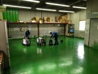 お盆休み前、仕事納め - 東大阪のダイカスト工場の日々。          by 共栄ダイカスト㈱