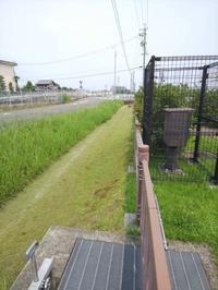 梅雨明けの注水管理 - Longhill Net Blog