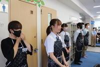 本日のシャーベット作り報告! - 興学社高等学院オープンキャンパスブログ