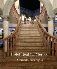 グラナダのホテル REAL LA MERCED@ニカラグア - FK's Blog