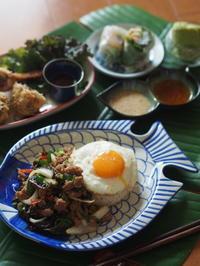 タイ料理フルコース!! - あったかほっこり美味しいおうち時間のご提案