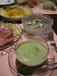 枝豆スゥプ - K's Sweet Kitchen