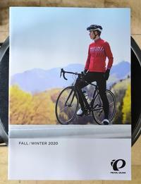 パールイズミ秋冬カタログが届きました! - 自転車屋 サイクルプラス note