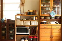 我が家の食器棚 その2 - キラキラのある日々