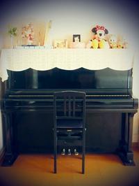 子供部屋のピアノ - 綺麗な部屋のママでいたい