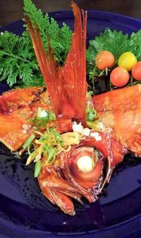 ■居酒屋メニュー【金目鯛の美味しい煮付け方レシピ】 - 「料理と趣味の部屋」