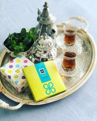 3時のお茶はモロッコティー。 - マレエモンテの日々