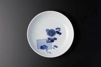おしゃれな「古伊万里菊花・折紙文小皿」のご紹介。 - 京都の骨董&ギャラリー「幾一里のブログ」