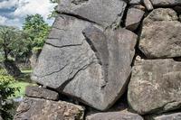 小倉城石垣 - ライカとボクと、時々、ニコン。