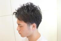 メンズショートヘア - Aiseyaenosato's Blog