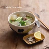 ベトナムビールとスペアリブ - ふみえ食堂  - a table to be full of happiness -