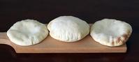 パン教室で「ピタパン」と「白パン」焼成について - Takacoco Kitchen