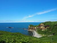 2020.06.29 笠島海水浴場 - ジムニーとハイゼット(ピカソ、カプチーノ、A4とスカルペル)で旅に出よう