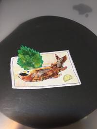 お魚とカエル - めでこのゴハンノオト