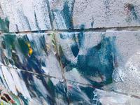 ruriro空き地の壁制作日記1 - ルリロ・ruriro・イロイロ