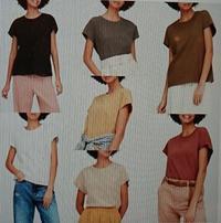 今夏、完売のユニクロTシャツ 人気の秘密 - 楽しく元気に暮らします