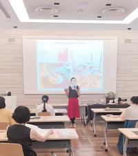 くらしの大学薬膳サロン開業講座でした♪ - 大阪薬膳 Jackie's Table  おもてなし料理教室