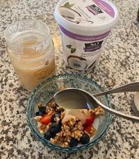 アレルギーフリー簡単で涼しく美味しい朝食 - NY人生一瞬先はバラ色