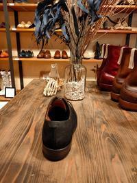 革を『漉く』とは - Shoe Care & Shoe Order 「FANS.浅草本店」M.Mowbray Shop