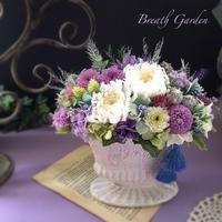段取り - 花雑貨店 Breath Garden *kiko's  diary*