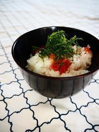 梅干しご飯 - Kitchen diary