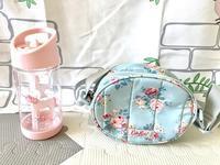 息子の慣らし保育二日目&キャスの女児用水筒&ポシェット☆ - ドイツより、素敵なものに囲まれて②