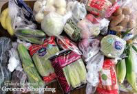 週1あらため3週間に1回の食材まとめ買いと献立(2-16)- 20 Days - Kyoko's Backyard ~アメリカで田舎暮らし~