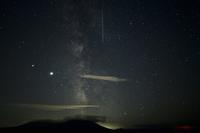 星に願いを~ペルセウス座流星群2020.8.12 - やぁやぁ。