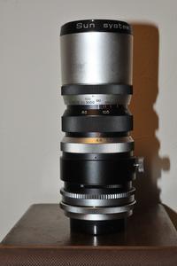 サン System Zoom 85-210mm F4.8 の 話し - nakajima akira's photobook